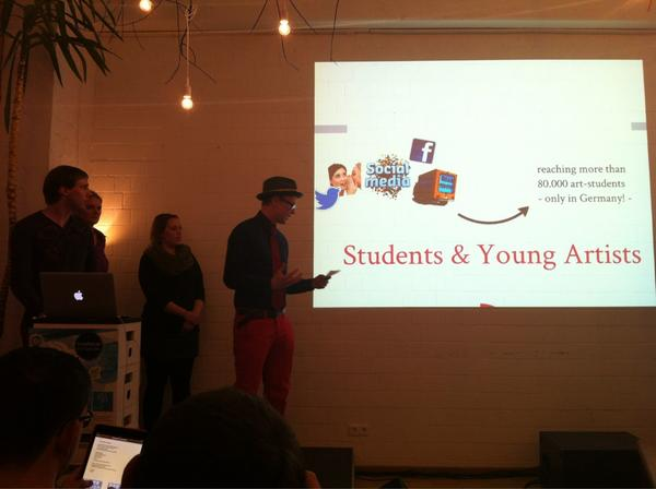 #betapitch Now talents.art http://pic.twitter.com/noNjZBql