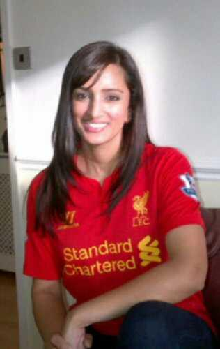 """Chicks In LFC Strips On Twitter: """"Another Lovely Hot #LFC"""