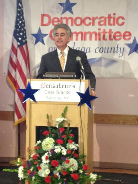 "Mayor Miner calls him the ""comeback kid"". Al Stirpe says ""Way too many to thank"" for win! http://pic.twitter.com/BwOkfFSU"
