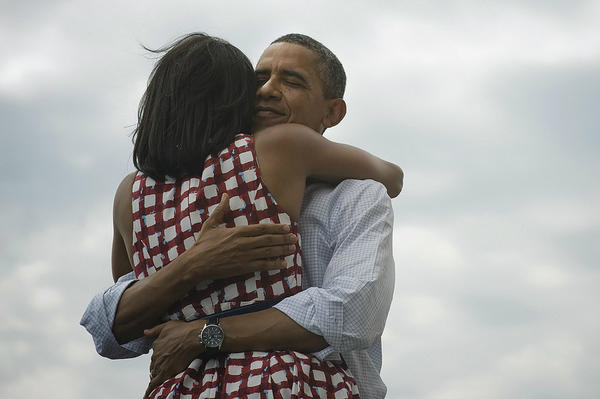 MT @michaelscherer Don't call it a comeback. RT @joanwalsh RT @BarackObama: Four more years. http://t.co/CPi5Qle28x