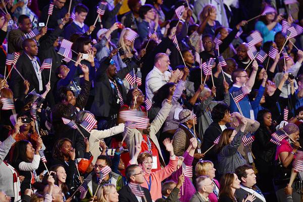 [FOTO] El Partido Demócrata celebra la victoria de Barack Obama #eleccionesEEUU http://es.rt.com/f41 http://pic.twitter.com/SvKMvQRQ