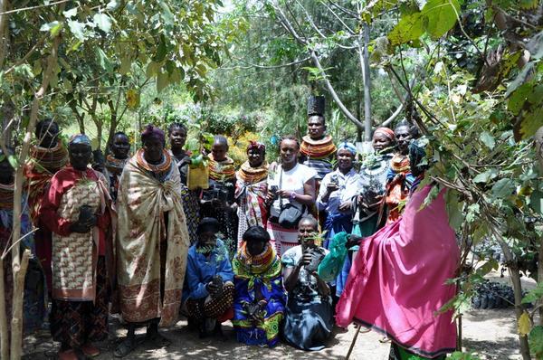 Thumbnail for Samburu Women Triumph Through Seedling Project