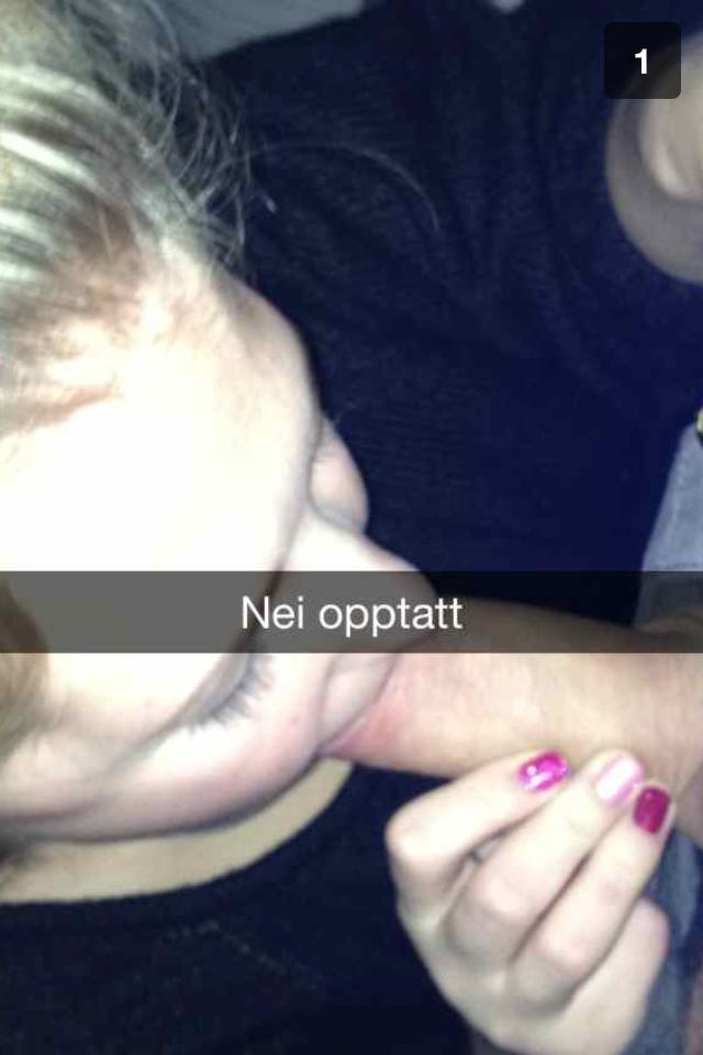 nakenrge norske snapchat jenter
