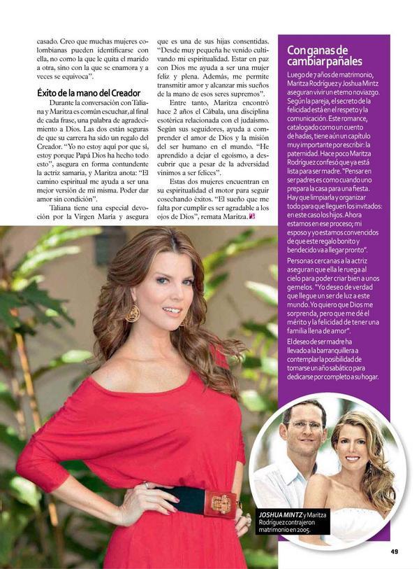 Марица Родригес/Maritza Rodriguez - Страница 9 A7RuUrcCIAASeD0