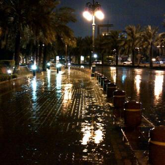 امطار المدينة السبت 1433 امطار