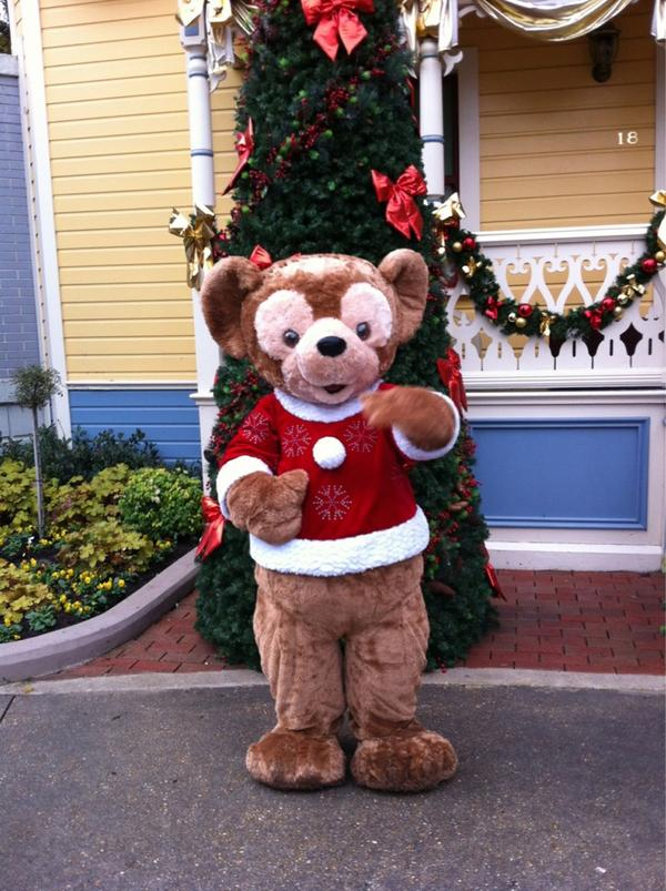 Duffy à Disneyland Paris (depuis Noël 2011) - Page 2 A7VtSYNCQAEz61M