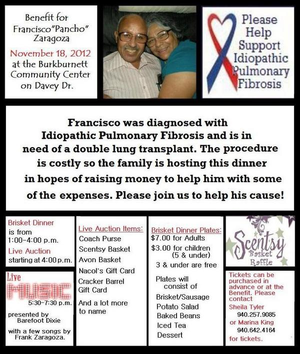 @johnnyrcooper Can you help spread the word of a benefit for a very dear person to me in Burk on Nov18th? Please sir :) http://t.co/f9sB9P65