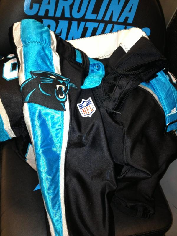 cd1277449 Panthers to wear all-black uniforms for first time in team history ...