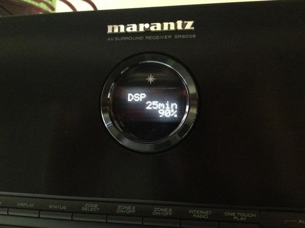 Marantz Firmware Update sr6006