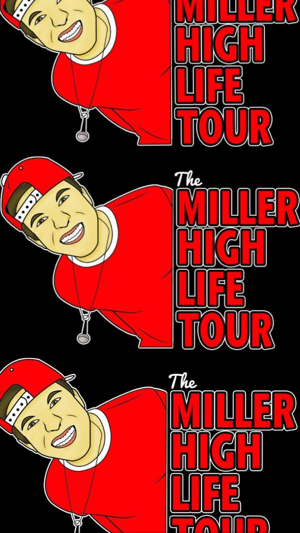 Jake Miller On Twitter Make This Your Phone Wallpaper If Youre Excited For TheMillerHighLifeTour Tco 3GfClgVT
