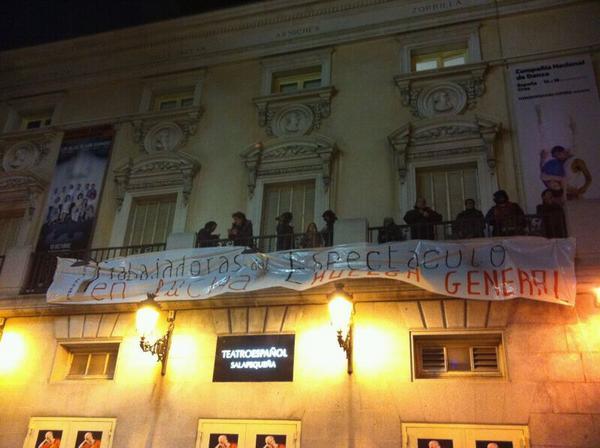 100+ Imágenes impactantes que nos ha dejado la Huelga General del 14N 7