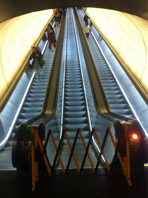 Thumbnail for New Dupont Escalators  Go 0 for 3