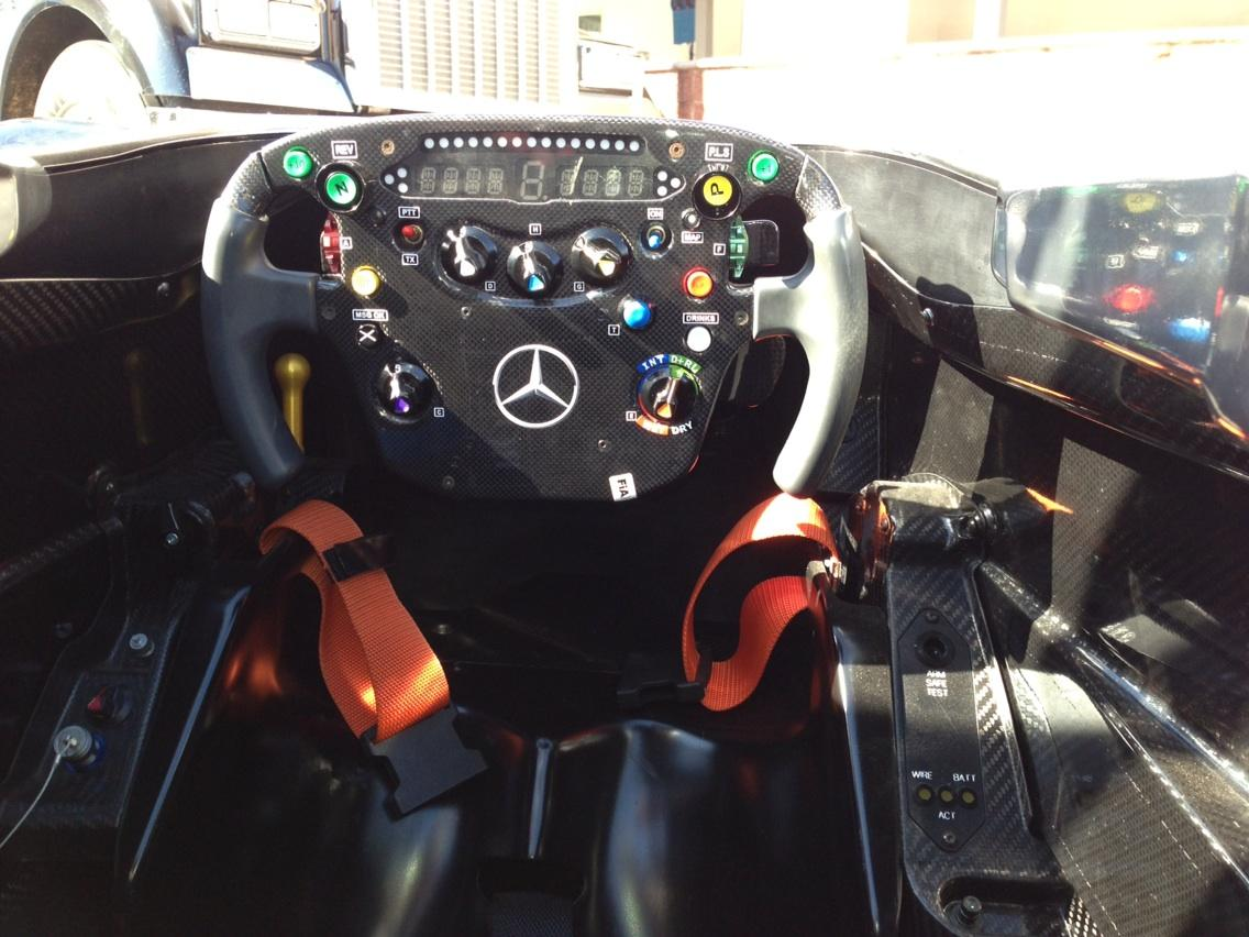 """Mercedes Charlotte Nc >> Marty Snider on Twitter: """"Cockpit of a McLaren F1 car. In ..."""