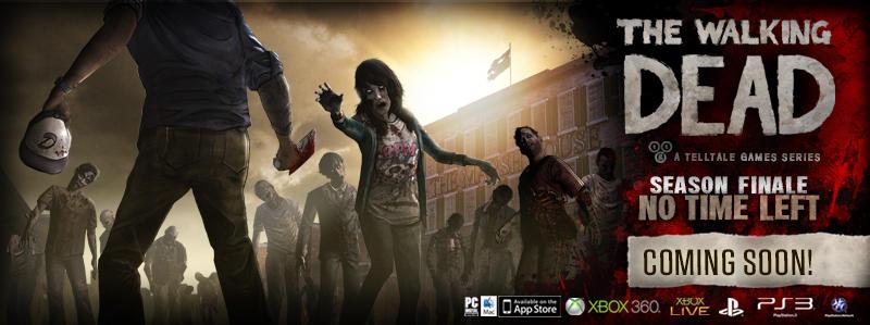 Walking Dead Episode 5
