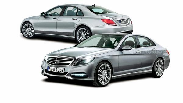 PREVIEW: New Mercedes-Benz S-Class (W 222) to premiere avant-garde protection systems >> http://t.co/45pNO0Oc http://t.co/6UOYT7sJ