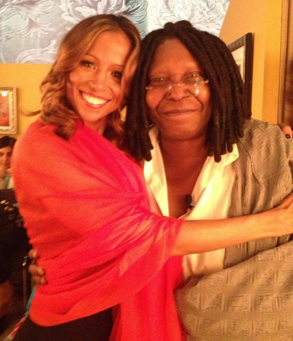 Video: Stacey Dash co-hosts 'The View'; Viewers hurl racist, sexist attacks