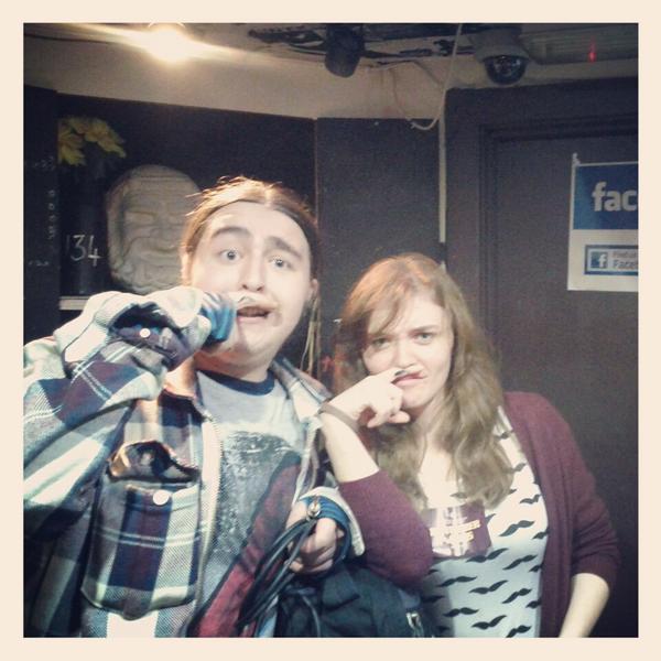 Movember Karaoke Party