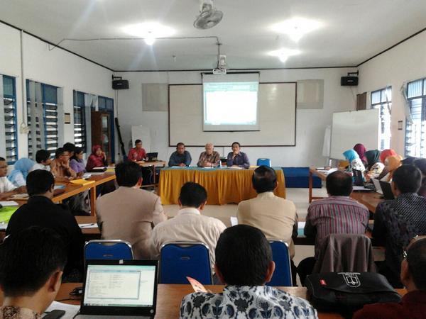 Pra Rapat Kerja Yayasan Airlangga Balikpapan