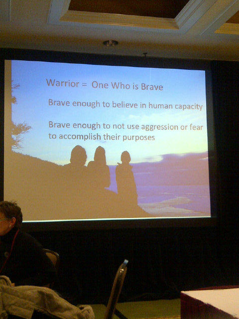Are we brave enough to champion our relationships and our progress? -Wheatley #abed #ata #psd70 http://pic.twitter.com/QFIBneqo