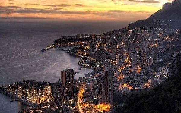 страна монако фото