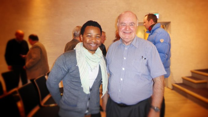 John Lennox and I