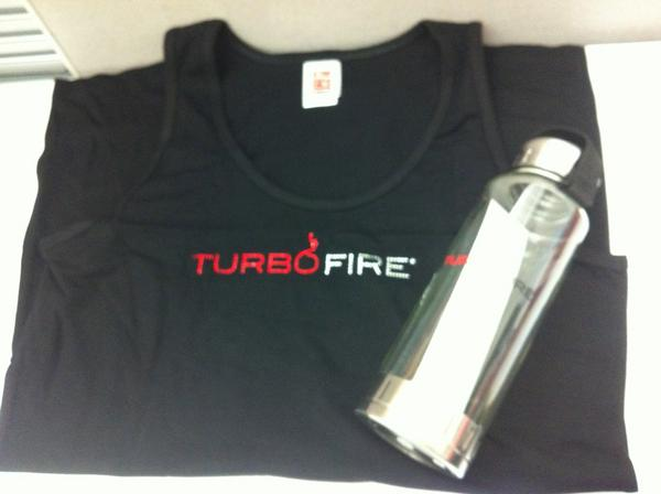 Follow @TurboFire & RT this for a chance 2 win a Large Tank Top & Water Bottle! http://t.co/P18mvZDA #giveaway #contest http://t.co/WJ99bUbn