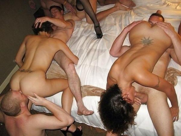 gangbang party hannover milf im swingerclub