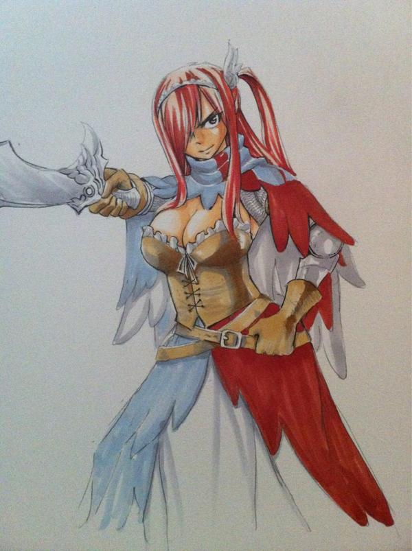 On twitter - Dessin anime de fairy tail ...