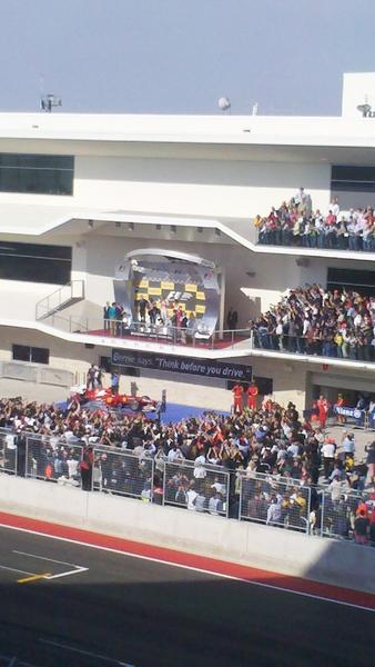 Thumbnail for Formula 1 in Austin: Sunday