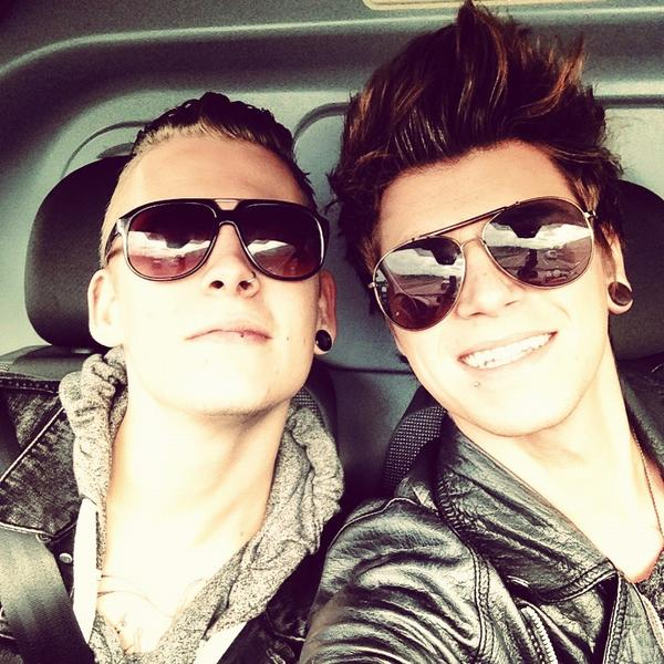 "Charley Bagnall on Twitter: ""On our way me and @lewi ..."