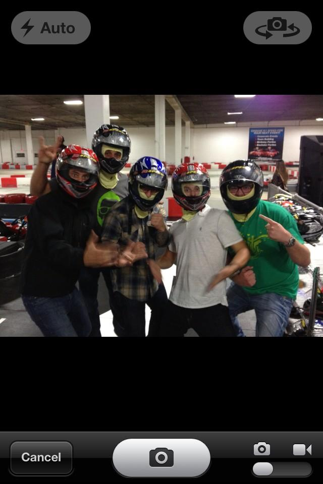 TOP GEAR USA visits K1 Speed!