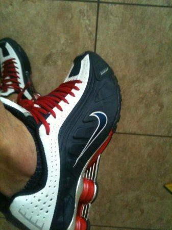 houston texans nike shox