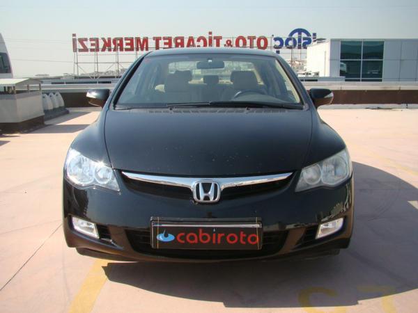 Cabir Oto On Twitter 2007 Model Honda Civic 14 Hybrid Otomatik