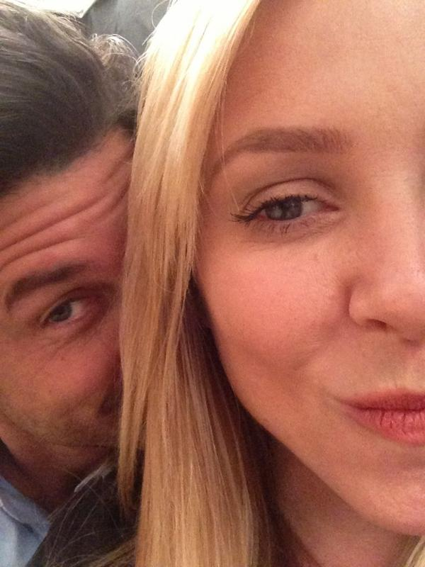 Jessica Capshaw On Twitter Sara Says This Pic Is A Little Creepy