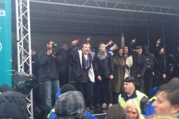@ussu #demo2012 Liam burns forced off stage by anti-NUS stage invasion @thebadgernews http://pic.twitter.com/MF323X1k