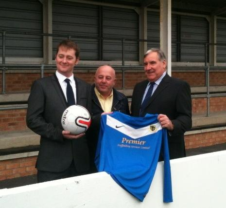 Hebburn Town sponsorship