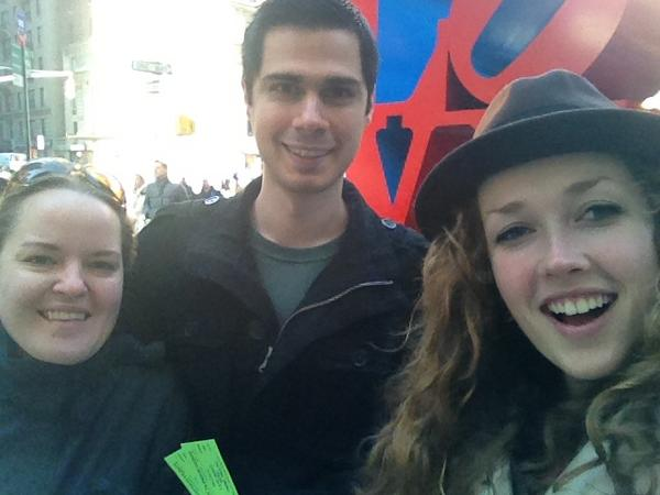 Contrats to our super fast TRENCH COAT TIX winners @nickgambino1 and @gambinolynn! Enjoy the show today! http://pic.twitter.com/vJ5rxjZu