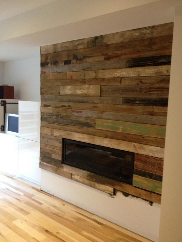 1000 Images About Fireplace On Pinterest Reclaimed Wood