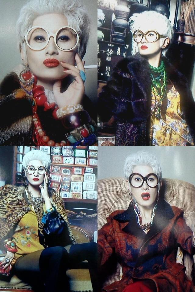 RT @ftpri_sjelf_15: ヒョクに似てる女性のモデルさん。確かに似てる(笑) http://t.co/rEpi0a5P