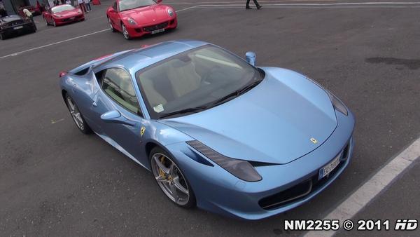 nm2255 on twitter ferrari 458 italia in light blue hot or not httptcone0gqvgh - Ferrari 458 Italia Blue