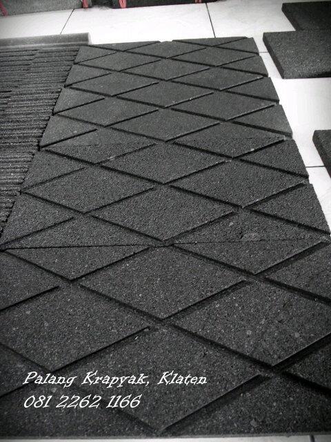 batu alam mbs on twitter batu candi motif belahketupat