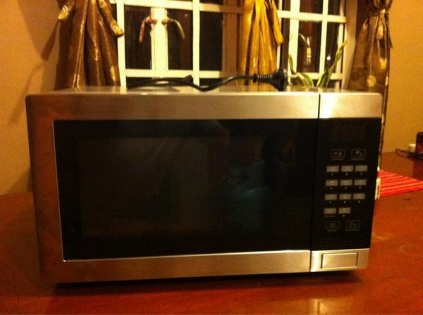 Akio On Twitter My New Homemaker 25l Microwave Oven Http T Co Ze0khr97