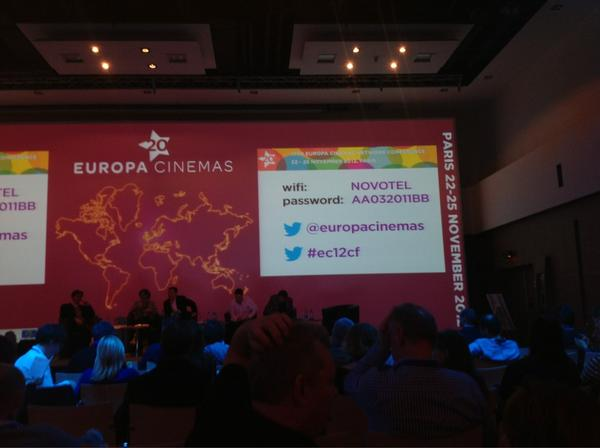 Thumbnail for 17t EUROPA CINEMAS NETWORK CONFERENCE
