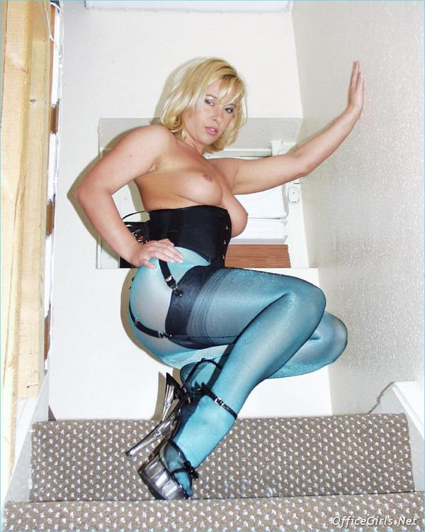 Tracey coleman pantyhose