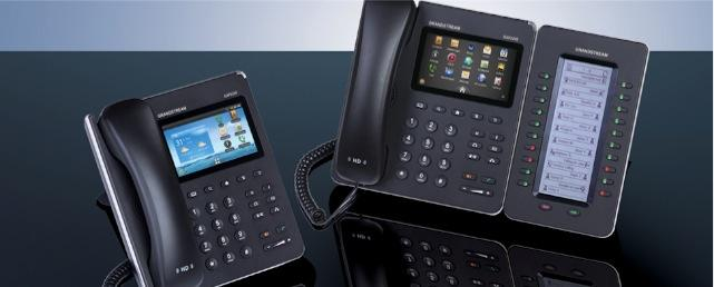 Introducing PBX in a Phone: Grandstream GXP2200 featuring Incredible PBX