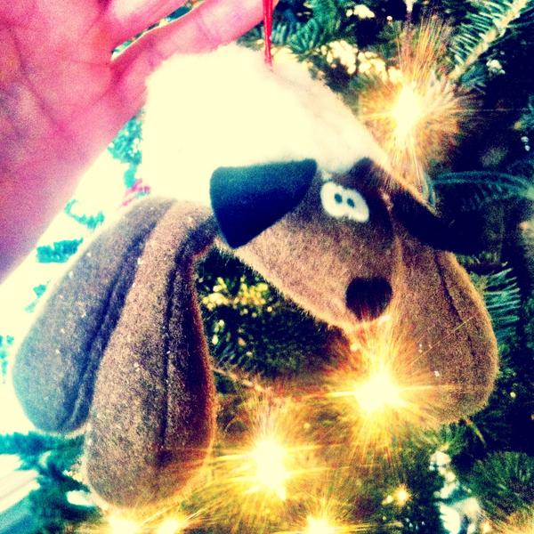 What exactly is this @bethwilson? #whatsonthetree pic.twitter.com/wpzTaidf