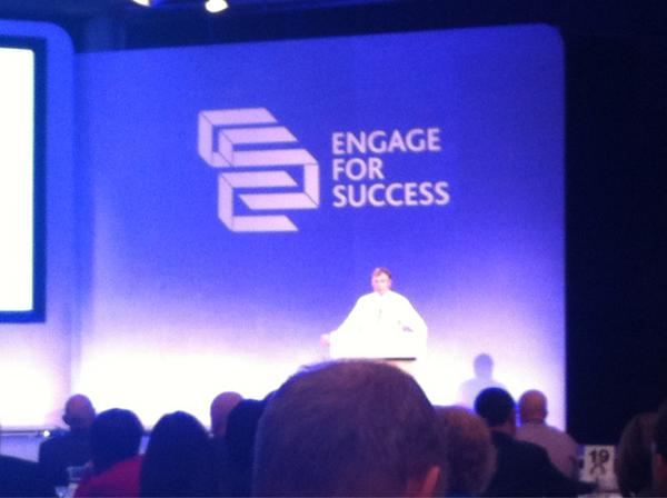 People will follow you anywhere as long as you invite them on the journey... Archie Norman on leadership at #e4s http://pic.twitter.com/DTvbLcUt