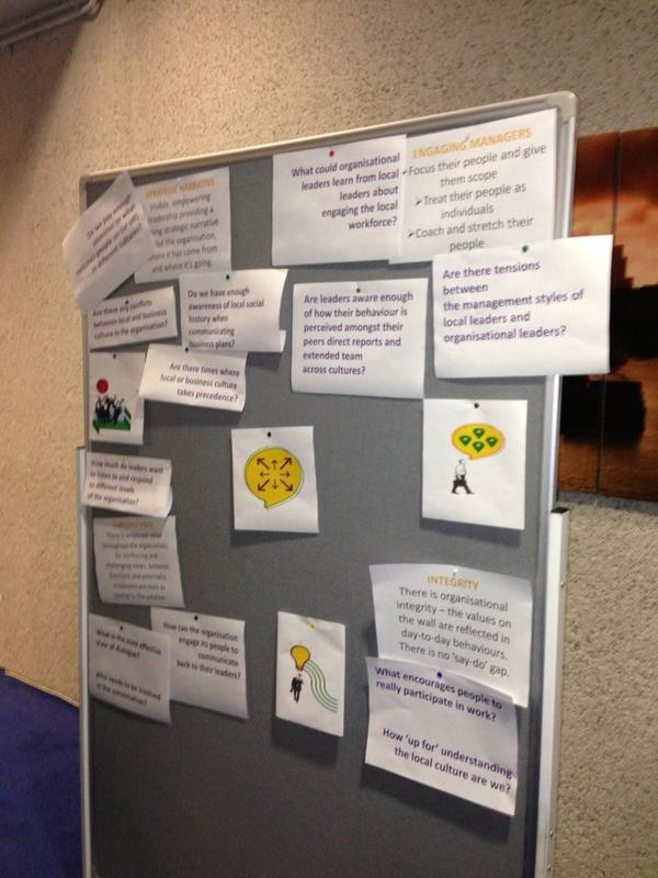 RT @IIPtweets: Suggestions at #E4S employee voice, integrity, engaging managers, strategic narrative = engagement http://pic.twitter.com/NtEoXGEx