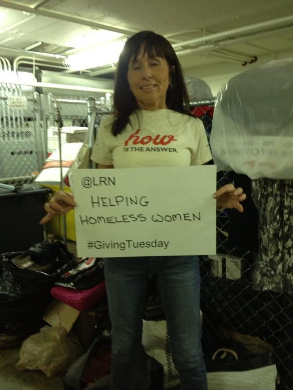 @DonnaCulverM @LRN @DWCweb for #GivingTuesday http://pic.twitter.com/CRMX9tI7