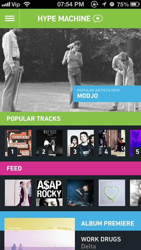 Ever amazing @hypem app was updated and this times it looks so good. Guilty please #23 http://pic.twitter.com/ViLpK8ze